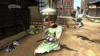 Way of the Samurai 4 Screenshot - 1108786