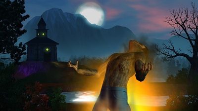 The Sims 3 Supernatural Screenshot - 1108812