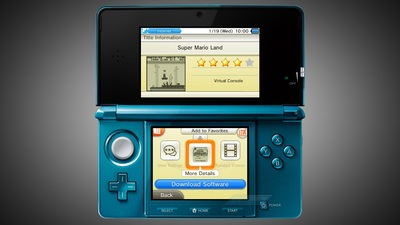 Screenshot - Nintendo eShop