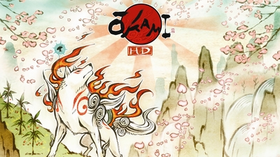 Okami HD Artwork - 1108854