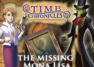 Time Chronicles: The Missing Mona Lisa Image