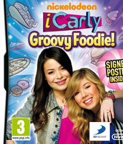 iCarly: Groovy Foodie! Boxart