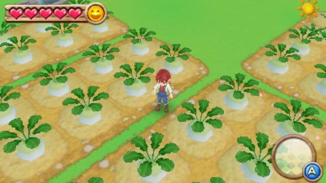 Harvest Moon: A New Beginning - 3DS - 1
