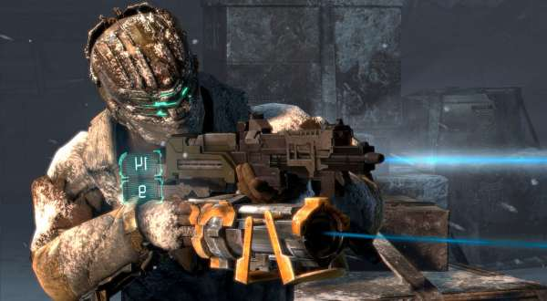 Dead Space 3 takes up universal ammo