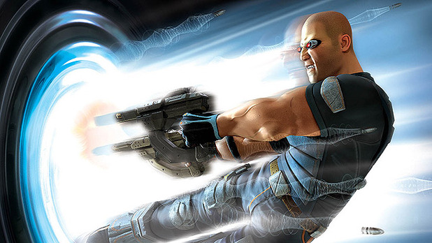 TimeSplitters Future Perfect Screenshot - TimeSplitters