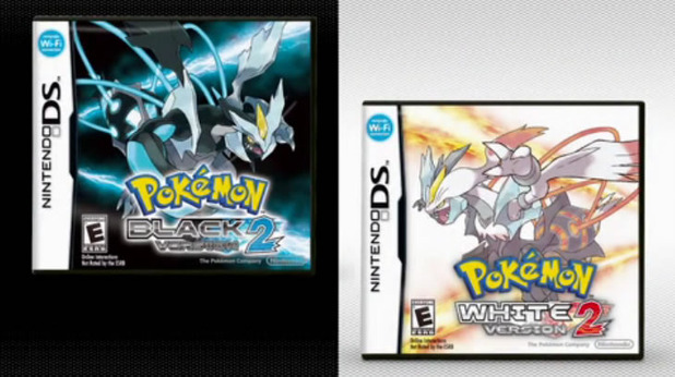 Pokemon Black &amp; White Version 2 Image