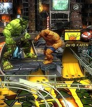Marvel Pinball: Avengers Chronicles Boxart