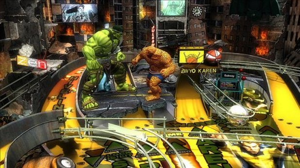 Marvel Pinball: Avengers Chronicles Image