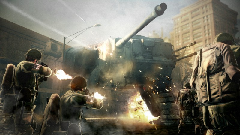 Steel Battalion: Heavy Armor gameplay
