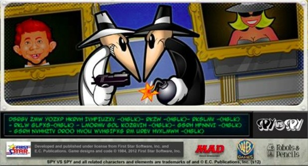 Spy vs. Spy Screenshot - Spy vs. Spy