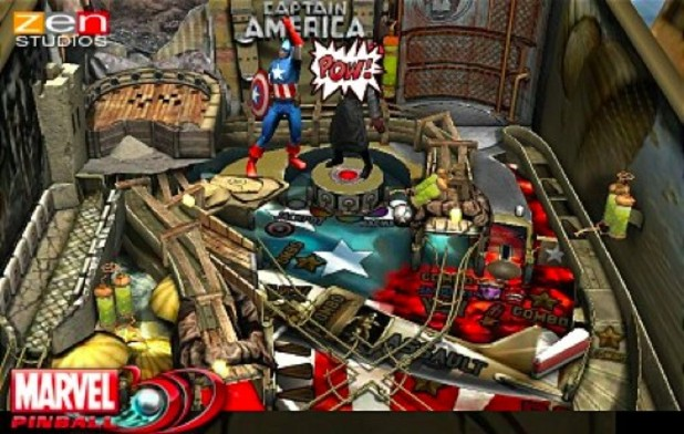 Marvel Pinball 3D