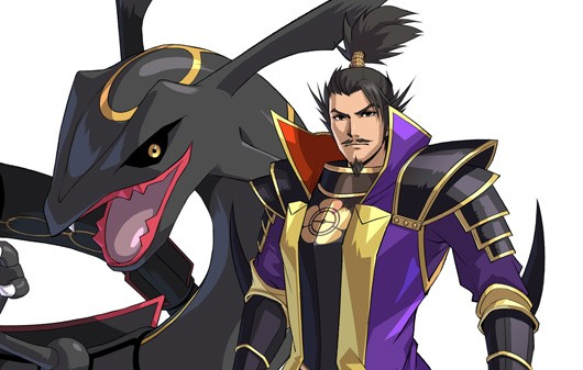 Pokemon Conquest Nobunaga
