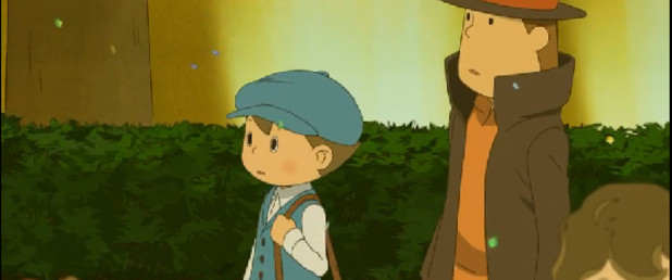 Professor Layton and the Miracle Mask - Feature