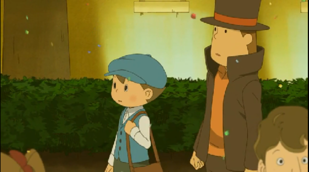 Professor Layton and the Miracle Mask Screenshot - 1109435
