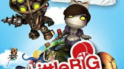 LittleBigPlanet (Vita) Screenshot - 1109437
