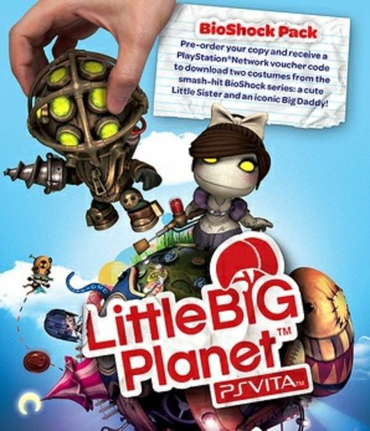 LittleBigPlanet (Vita) Screenshot - 1109438