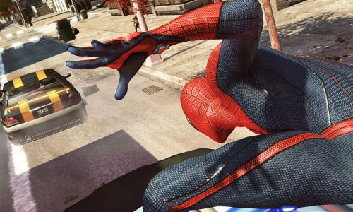 Amazing Spider-Man Gameplay