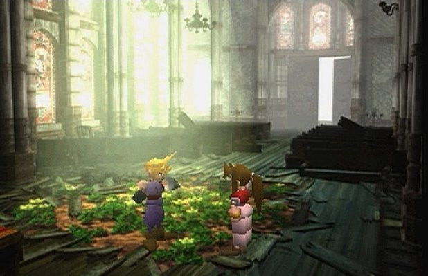 Final Fantasy VII Screenshot - FFVII - 2