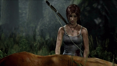 Tomb Raider Screenshot - TR