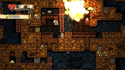 Screenshot - Spelunky - 1