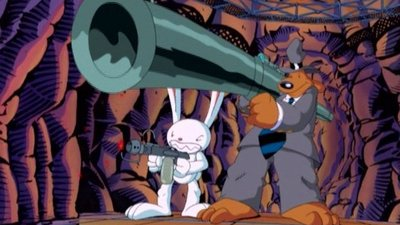 Sam & Max : Season 1 Screenshot - 1109743