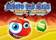 Escape the Virus: Swarm Survival Image