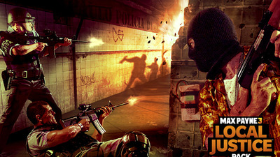 Max Payne 3 Screenshot - Max Payne 3 - Local Justice