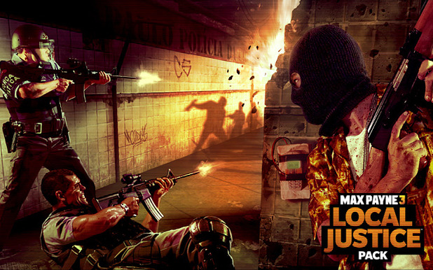 Max Payne 3 - Local Justice