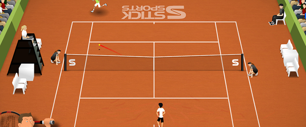 Stick Tennis - Feature