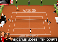 Stick Tennis Image