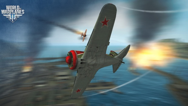 World of Warplanes - MMO - 1