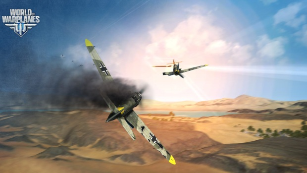 World of Warplanes - MMO - 2