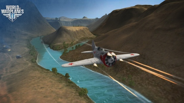World of Warplanes Screenshot - 1110000