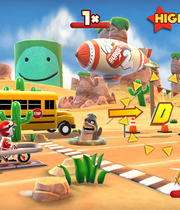 Joe Danger Touch Boxart