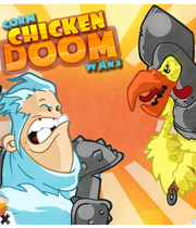 Chicken Doom Boxart