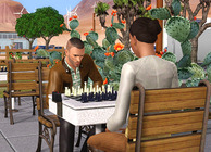 The Sims 3 Lucky Palms Image