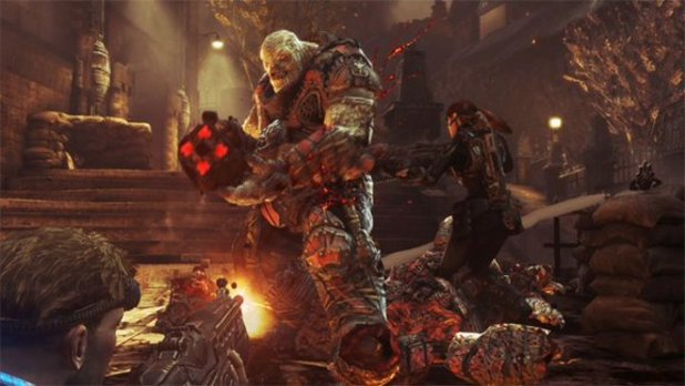 Gears of War: Judgment Screenshot - Gears of War Judgment