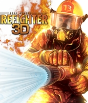 Real Heroes: Firefighter 3D Boxart