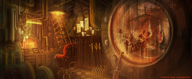 Amnesia: A Machine for Pigs Screenshot - Amnesia 2