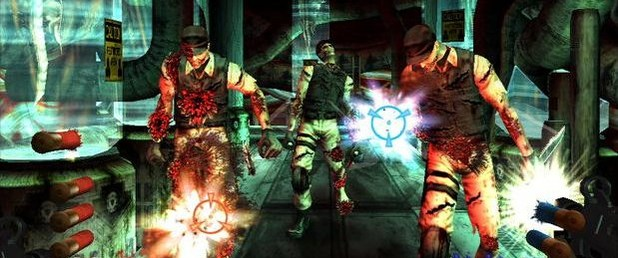 House of the Dead 4 - Feature