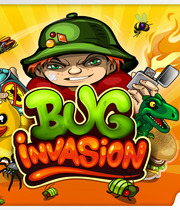 Bug Invasion Boxart