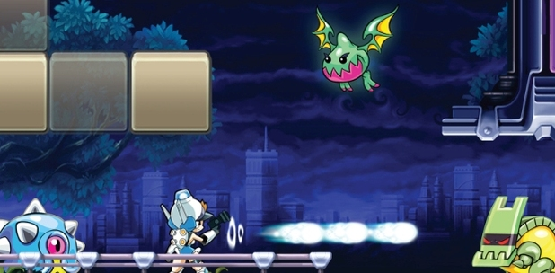 Mighty Switch Force Screenshot - 1110747