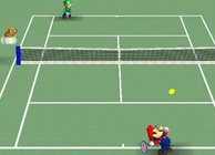 Mario Tennis Image