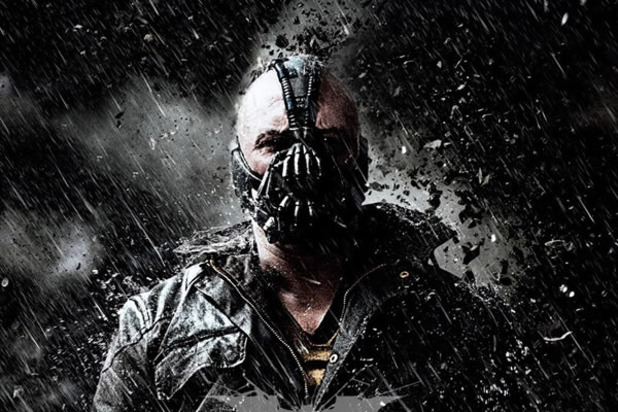 The Dark Knight Rises (2012) Screenshot - Bane