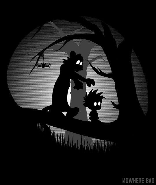 nowherebad.com limbo calvin and hobbs shirt