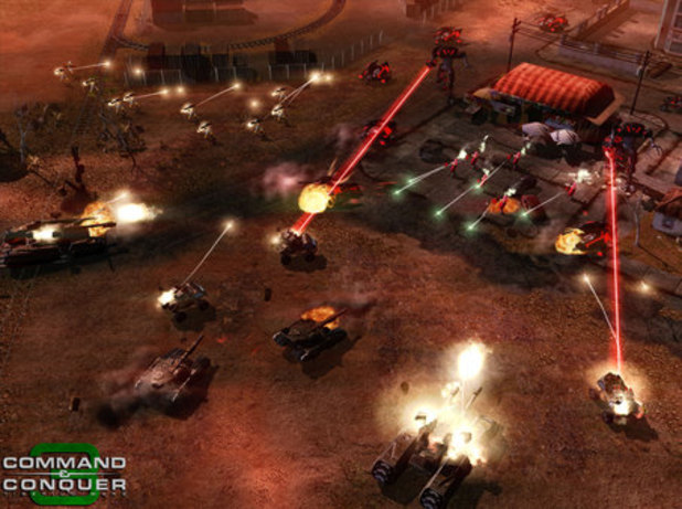 Command & Conquer 3 Tiberium Wars Screenshot - Command & Conquer 3: Tiberium Wars