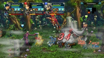 Dungeon Fighter LIVE: Fall of Hendon Myre Screenshot - 1110870