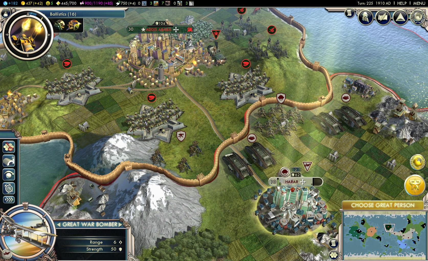 Civ 5 Gods and Kings