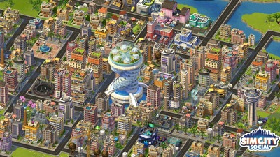 SimCity Social Screenshot - 1111081