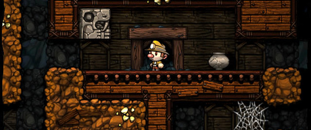 Spelunky - Feature